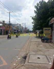 New house for sale on Nguyen Thi Dinh Street, District 2