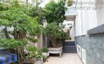 Villa for sale An Phu An Khanh, 10x20m , 1 base - 1 ground - 2 floors