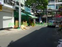 Cho thuê nhà tại Quận 1 mặt tiền Đường Nguyễn Thanh Ý