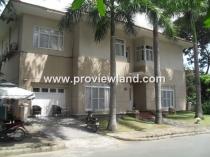 Cho thuê biệt thự Phú Gia, Phú Mỹ Hưng Quận 7