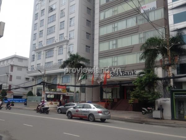 Bán tòa nhà văn phòng 12x23m tại mặt tiền Cách Mạng Tháng 8 Quận 3