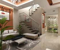 House for sale in District 1 22x22m