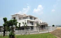 Villa for sale in Nguyen Thi Dieu street, District 3, 7,5x33m