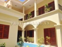 Villa Thảo Điền 4 PN cho thuê có sân vườn và hồ bơi đẹp