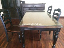 Hung Vuong Plaza apartment for sale high floor 132sqm 3BRs fully furnished poolview