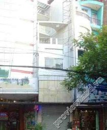 Bán nhà phố mặt tiền đường Phạm Ngũ Lão quận 1 khu Tây sầm uất