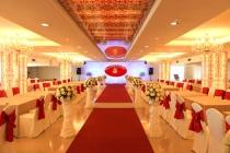 Bán nhà hàng tiệc cưới quận 6 dt 1600m2 đất 1 hầm - 7 lầu