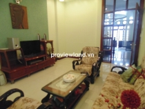 House for rent in Thao Dien on Quoc Huong Street with 3 floors 3 BRS full furnished