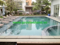 For rent Riviera Villa District 2 with swimming pool 900Sqm