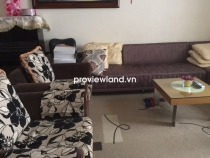 Hung Vuong Plaza apartment for sale low floor 129sqm 3BRs nice and luxury furniture