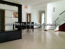 Villa for rent in District 2 Villa Riviera An Phu 300sqm