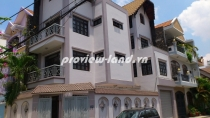 Villa for sale in Binh Thanh District in the southeast corner gorgeous
