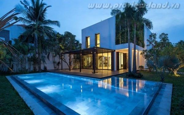 Villa for sale in Thao Dien Ward, compound area with 822 sqm