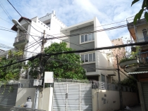 Bán biệt thự quận Phú Nhuận đường Hoàng Diệu 8x20m