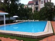 Cho thuê biệt thự chính chủ khu compound khép kín Greenfield 500m2 4PN giá tốt
