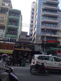 Nhà nguyên căn cho thuê 262m2 - 5PN 2 lầu mặt tiền Nguyễn Thị Minh Khai
