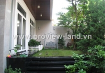 Villa for sale on Nguyen Van Troi Street, 8x25m, swimming pool