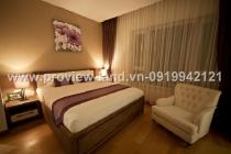 Cho thuê căn hộ Đảo Kim Cương căn 3PN view sông Saigon
