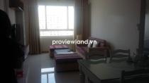 Cho thuê căn hộ cao cấp Tropic Garden tầng cao 88m2 2 phòng ngủ