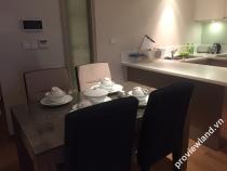 Cho thuê căn hộ Đảo Kim Cương 2 phòng ngủ 125m2 view sông