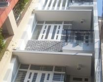 Cho thuê nhà  225m2 3 lầu 5PN mặt tiền đường Trần Khánh Dư vị trí trung tâm quận 1