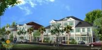 Chateau Villa for sale in District 7 Nam Vien area big garden