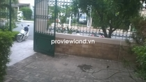 House for rent in District 7 near BCIS and Nam Do Villas 250sqm 4BRs garden balcony