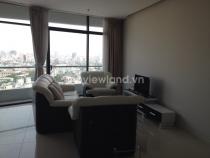 Căn hộ City Garden cho thuê 117m2 2 phòng ngủ view thành phố