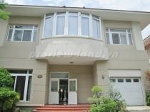 Phu Gia Villa for sale, District 7, nice garden