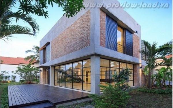 Villa  for sale in Thao Dien, District 2, Compound area 755m2