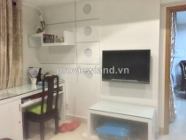 Hung Vuong Plaza apartment for sale in 121 sqm 3 bedrooms fully furnished on high floor