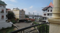 Villa in Tran Nao street, district 2 for sale, secure area, view of river